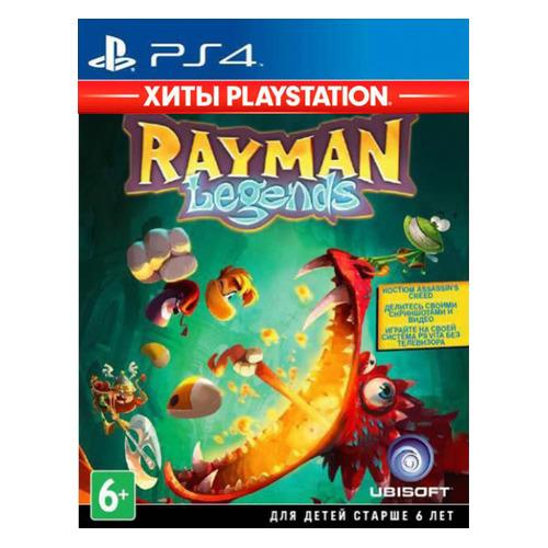 Игра PLAYSTATION Rayman Legends, русская версия, для PlayStation 4/5 недорого