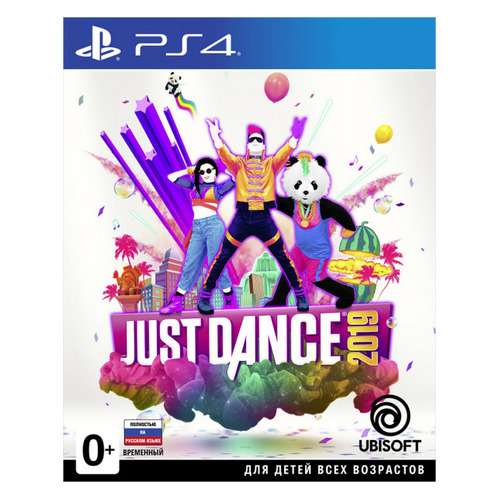 Игра PLAYSTATION Just Dance 2019, русская версия игра для ps3 just dance 2017