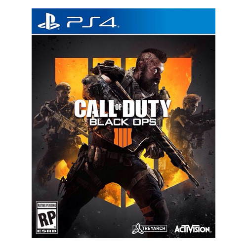 Игра PLAYSTATION Call of Duty: Black Ops 4, русская версия