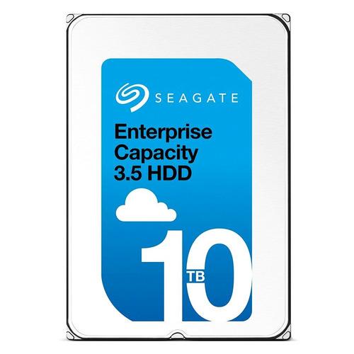 """Жесткий диск SEAGATE Exos ST10000NM0096, 10Тб, HDD, SAS 3.0, 3.5"""" цена и фото"""