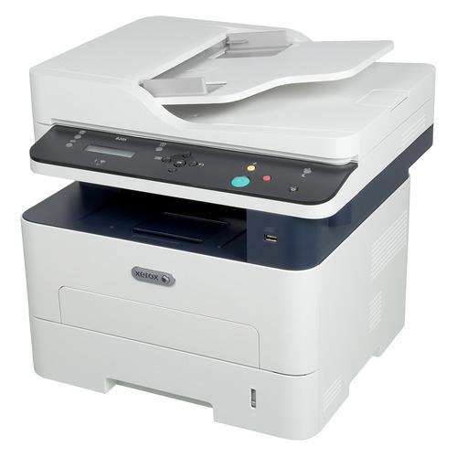 Фото - МФУ лазерный XEROX WorkCentre B205NI#, A4, лазерный, белый [b205v_ni] мфу лазерный xerox workcentre wc3025ni a4 лазерный белый [3025v ni]