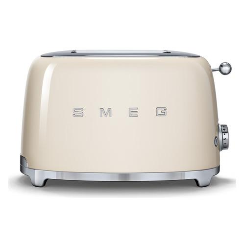 Тостер SMEG TSF01CREU, кремовый