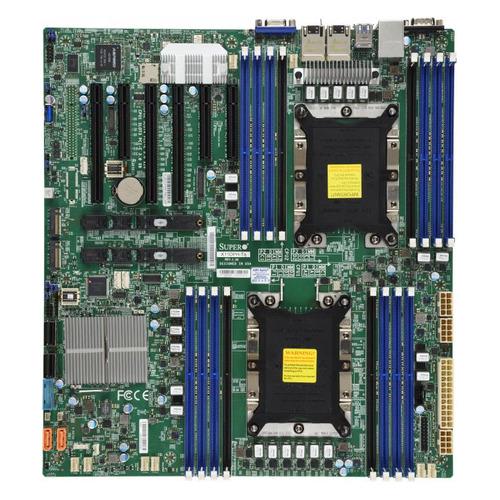 Серверная материнская плата SUPERMICRO MBD-X11DPH-TQ-O, Ret