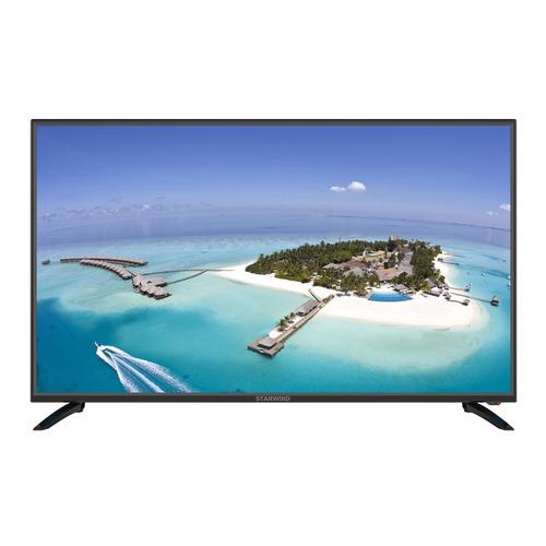 Фото - LED телевизор STARWIND SW-LED43UA400 Ultra HD 4K кеды мужские vans ua sk8 mid цвет белый va3wm3vp3 размер 9 5 43