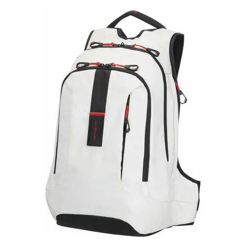 цена на Рюкзак Samsonite 01N*05*002 белый 31x45x20см 19л. 0.7кг.