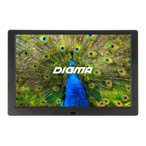 Фото - Цифровая фоторамка DIGMA PF-1043 IPS, 10.1, черный [pf1043bk] фоторамка digma pf 1033