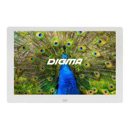 Фото - Цифровая фоторамка DIGMA PF-1043 IPS, 10.1, белый [pf1043w] фоторамка digma pf 1033