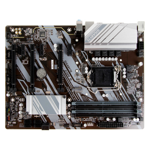 Материнская плата GIGABYTE Z390 D, LGA 1151v2, Intel Z390, ATX, Ret
