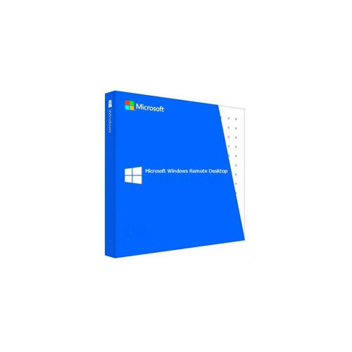 Операционная система MICROSOFT Windows Rmt Dsktp Svcs CAL 2019 MLP 5 User CAL, 64 bit, Eng, BOX [6vc-03805]