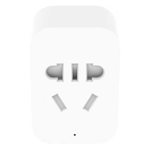 Фото - Умная розетка Xiaomi Mija Mi Smart Plug Basic EU VDE Wi-Fi белый (ZNCZ04CM/GMR4012CN) wi fi розетка xiaomi mi smart plug enhanced eu vde wi fi белый zncz03cm