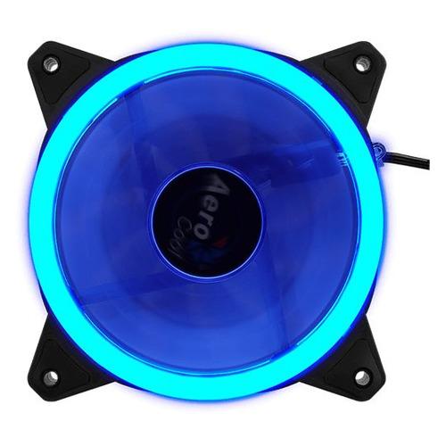Вентилятор AEROCOOL Rev Blue, 120мм, Ret