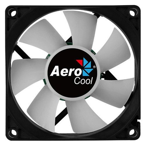 Вентилятор AEROCOOL Frost 8, 80мм, Ret
