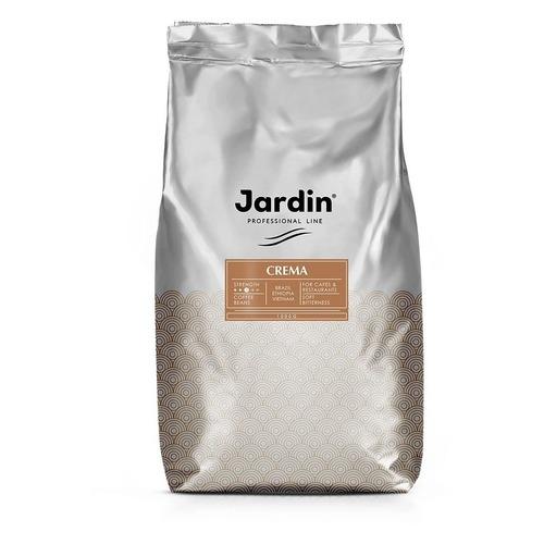 Кофе зерновой JARDIN Crema, средняя обжарка, 1000 гр [0846-06]