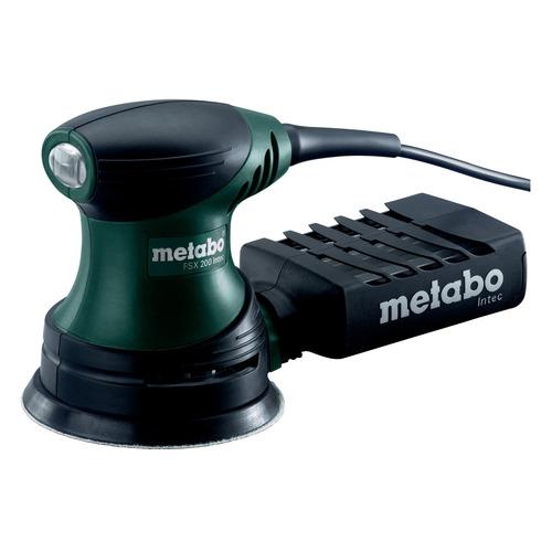 Эксцентриковая шлифмашина METABO FSX 200 Intec [609225500]