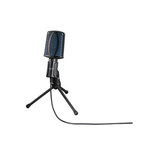 Микрофон HAMA H-46020, черный [00046020] HAMA