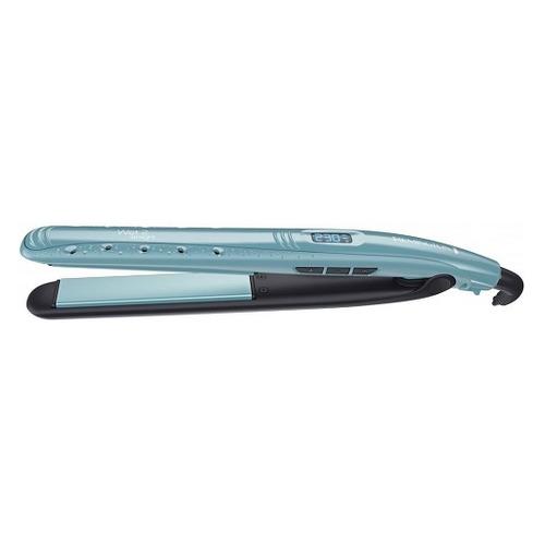 Выпрямитель для волос REMINGTON S7300, голубой и черный недорого