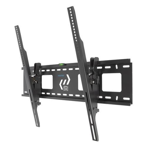 Фото - Кронштейн для телевизора Kromax STAR-2 черный 32-90 макс.81кг настенный наклон кронштейн kromax star 2 черный 32 90 наклонный vesa 800x500мм до 90 кг