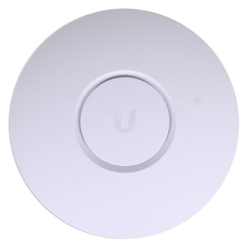 Точка доступа Ubiquiti UAP-nanoHD 10/100/1000BASE-TX белый точка доступа ubiquiti unifi nanohd uap nanohd