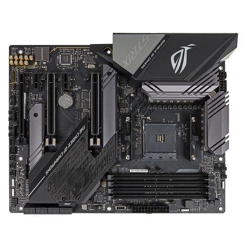 Материнская плата ASUS ROG STRIX X570-F GAMING, SocketAM4, AMD X570, ATX, Ret цена и фото
