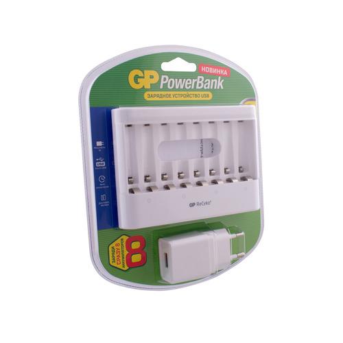 Зарядное устройство GP PowerBank U811GS (GPU) зарядное устройство gp powerbank pb320gs