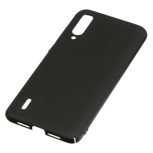 Чехол (клип-кейс) DF xiSlim-07, для Xiaomi Mi A3 Lite/CC9/Mi 9 Lite, черный borasco soft touch для xiaomi mi a3 черный