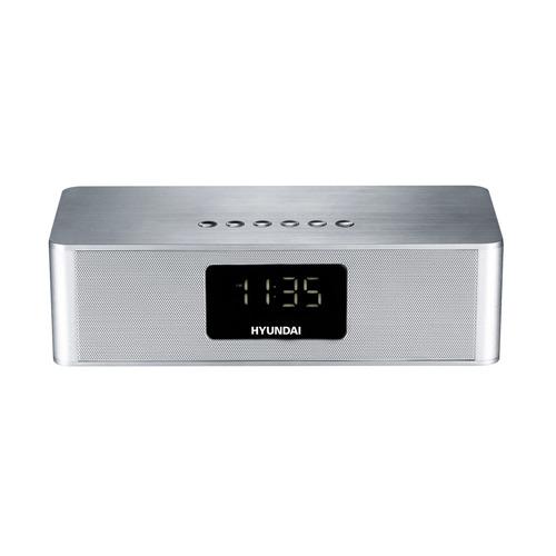 Радиобудильник HYUNDAI H-RCL360, белый