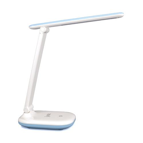 Светильник настольный LUCIA Sofy на подставке, 5Вт, голубой [l545-b] цены онлайн