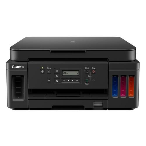 Фото - МФУ струйный CANON Pixma G6040, A4, цветной, струйный, черный [3113c009] мфу струйный canon pixma mg2540s 0727c007 a4 usb черный