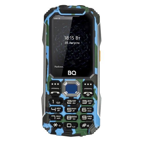 Мобильный телефон BQ Tank SE 2432, камуфляж