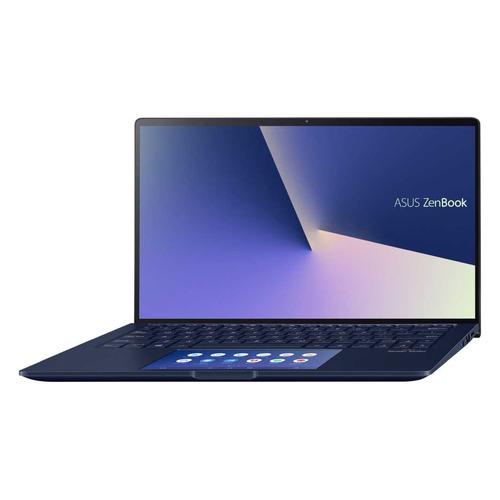 Ноутбук ASUS Zenbook UX334FL-A4003T, 13.3, IPS, Intel Core i5 8265U 1.6ГГц, 8Гб, 512Гб SSD, nVidia GeForce MX250 - 2048 Мб, Windows 10, 90NB0MW3-M03480, синий ноутбук asus gl752vw t4474t 17 3 1920x1080 intel core i5 6300hq 1 tb 8gb nvidia geforce gtx 960m 2048 мб серый windows 10 90nb0a42 m06610