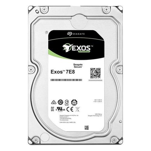 Жесткий диск Seagate Original SAS 3.0 1Tb ST1000NM001A Exos (7200rpm) 256Mb 3.5