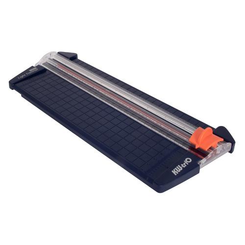 Резак дисковый KW-TRIO 13930 D/BLU резак роликовый kw trio мощность 12 листов формат а2 металлическая база 3020