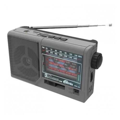 Радиоприемник TELEFUNKEN TF-1571, красный TELEFUNKEN