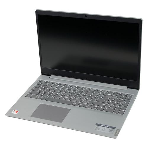 Ноутбук LENOVO IdeaPad S145-15AST, 15.6, AMD A9 9425 3.1ГГц, 8Гб, 512Гб SSD, AMD Radeon R5, Free DOS, 81N300BRRK, серый
