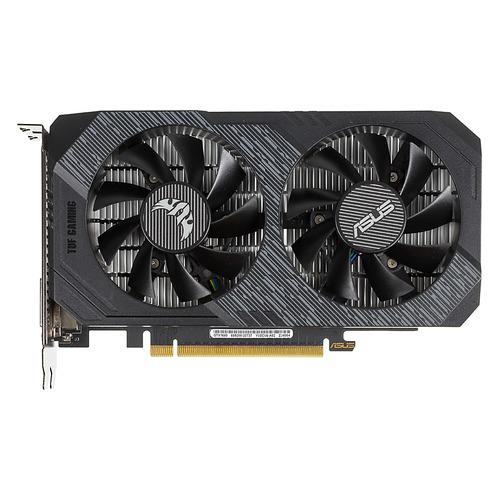 Видеокарта ASUS nVidia GeForce GTX 1650 , TUF-GTX1650-O4G-GAMING, 4Гб, GDDR5, OC, Ret цена