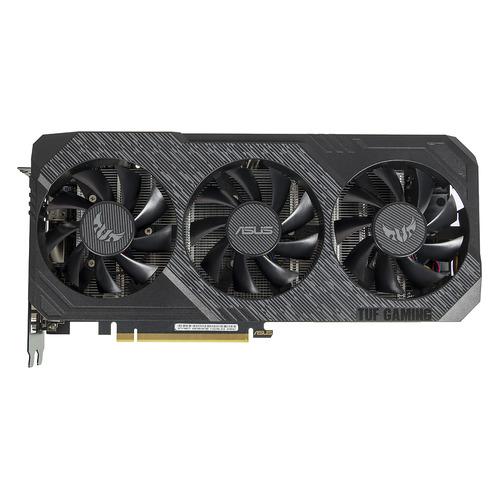 Видеокарта ASUS nVidia GeForce GTX 1660TI , TUF 3-GTX1660TI-O6G-GAMING, 6ГБ, GDDR6, OC, Ret