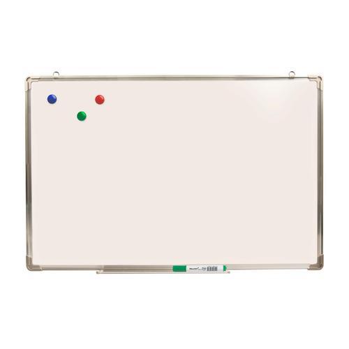 Фото - Демонстрационная доска Silwerhof 651026 магнитно-маркерная лак 60x90см алюминиевая рама лоток для ак 8 шт./кор. лоток для бумаг базис вертикальный черный лт32