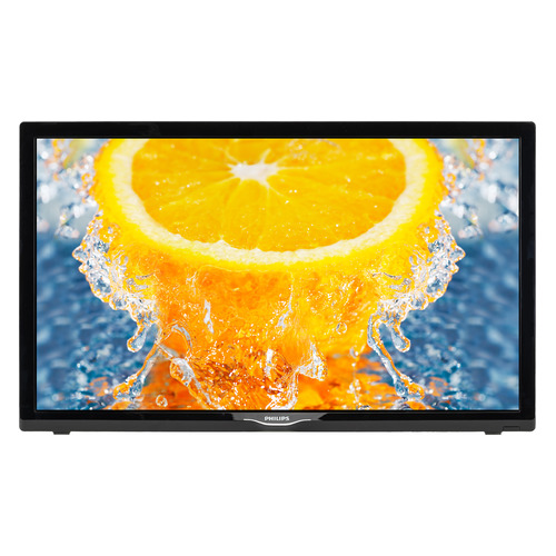 Фото - Телевизор PHILIPS 24PHS4304/60, 24, HD READY телевизор philips 24 24phs4304 60 черный