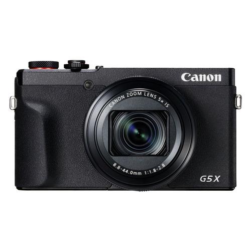 цена Цифровой фотоаппарат CANON PowerShot G5 X Mark II, черный онлайн в 2017 году