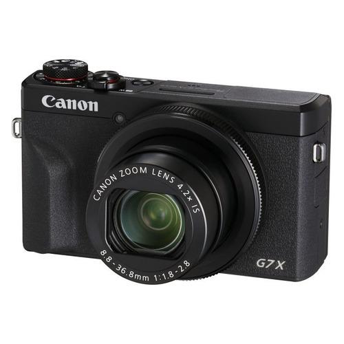 Цифровой фотоаппарат CANON PowerShot G7 X MARKIII, черный