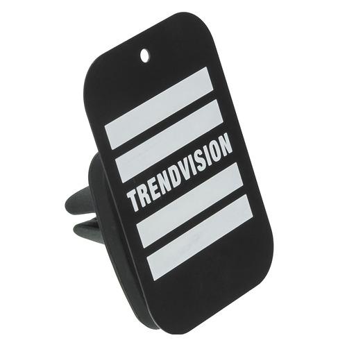 Держатель TrendVision MagVent магнитный черный для для смартфонов и навигаторов, металл  - купить со скидкой
