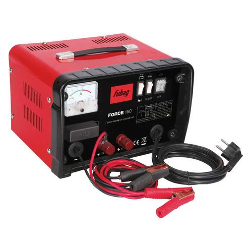 Пуско-зарядное устройство FUBAG FORCE 180 [68834] пуско зарядное устройство fubag force 180 красный черный