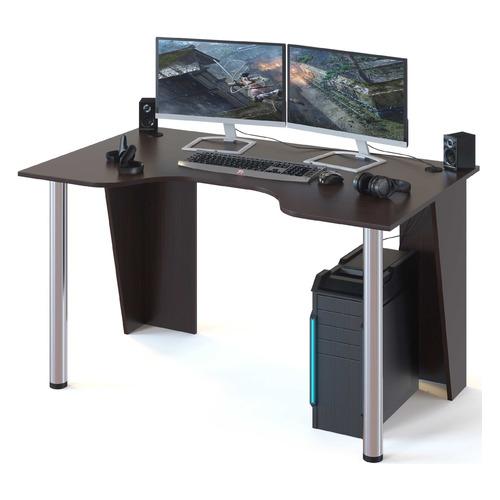 Стол игровой СОКОЛ КСТ-18, ЛДСП, венге игровой манеж king kids 10 частей 80 х 40 см
