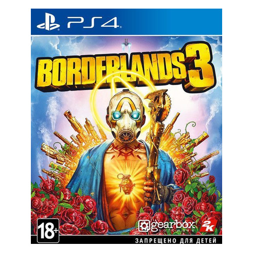 Игра PLAYSTATION Borderlands 3, RUS (субтитры)