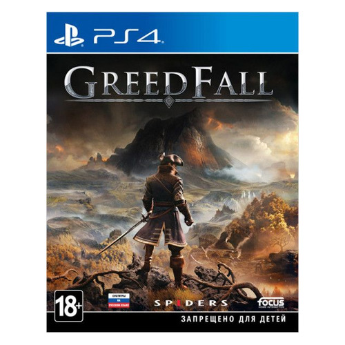 Игра PLAYSTATION GreedFall, RUS (субтитры) цена