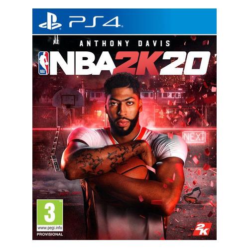 купить Игра PLAYSTATION NBA 2K20, английская версия онлайн