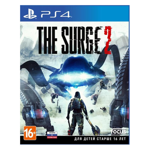 Игра PLAYSTATION Surge 2, RUS (субтитры) цена