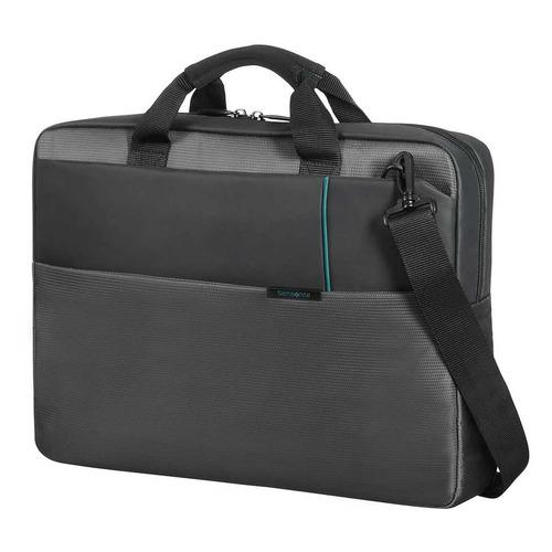 Сумка для ноутбука 17.3 SAMSONITE Qibyte 16N*003*09, серый/черный