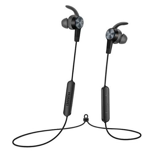 Наушники с микрофоном HUAWEI AM61, Bluetooth, вкладыши, черный [55030898] наушники huawei honor am61 blue