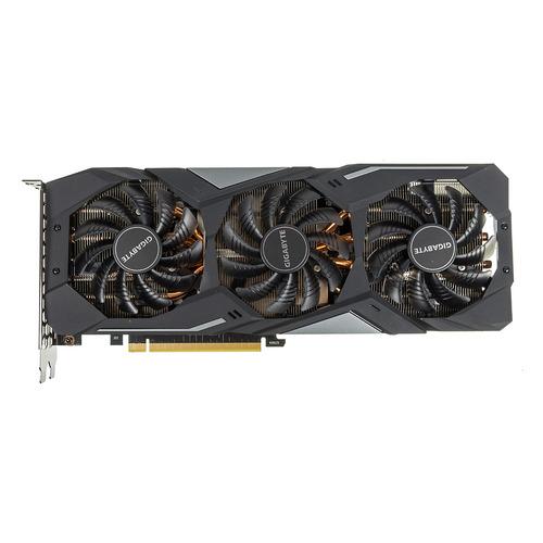 Видеокарта GIGABYTE nVidia GeForce RTX 2060SUPER , GV-N206SGAMING OC-8GD, 8Гб, GDDR6, OC, Ret видеокарта gigabyte geforce gtx 1080 gv n1080xtreme wb 8gd 8гб gddr5x oc ret